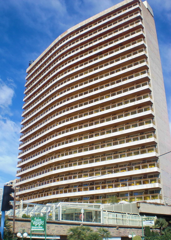 Benidorm 39 s 1960s and 1970s architecture is stunning a for Architecture 1960