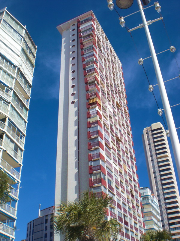 Benidorm S 1960s And 1970s Architecture Is Stunning A
