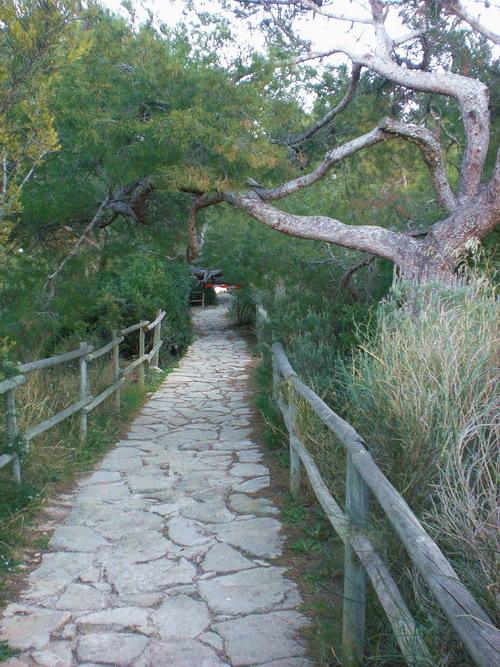 calpe path