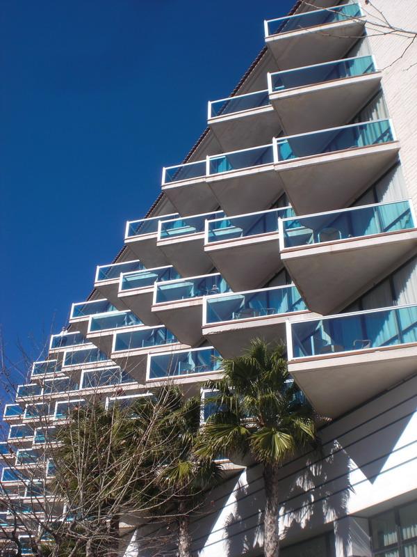 hotel kaktus albir balconies