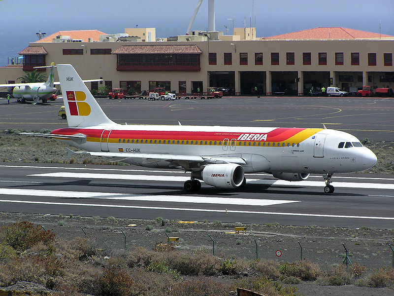 spain airports