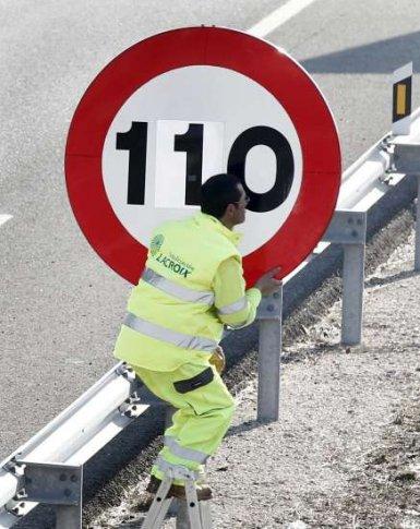 spain speed limit