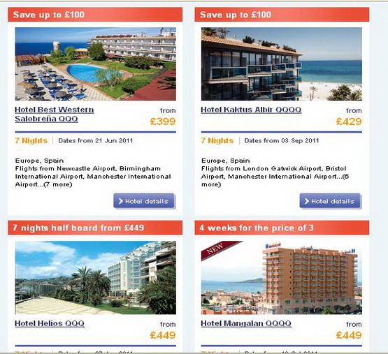 Sage Holidays: Saga Travel's All-Inclusive Holidays To Spain