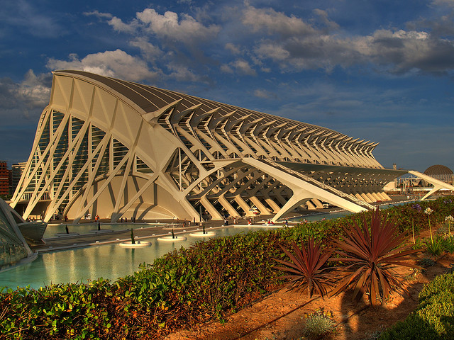 Top Five Things To See And Do In Valencia Spain