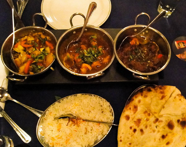 Best Indian Restaurants in Madrid, Spain