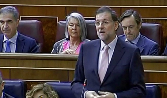 mariano rajoy state of the nation 2013
