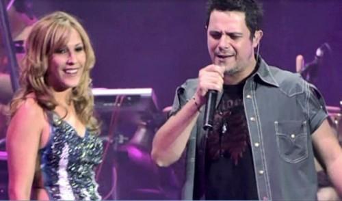 Alejandro Sanz And Malu Seriously Spain