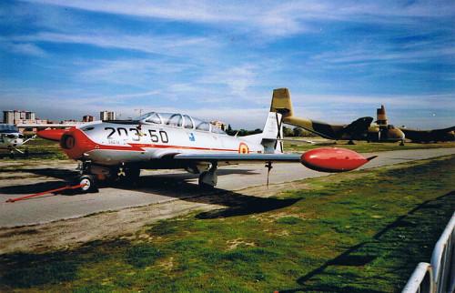 Hispano Aviación HA200 Saeta public domain