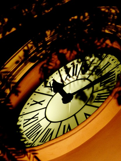 clock spain
