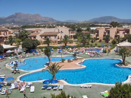 albir garden resort alfaz del pi