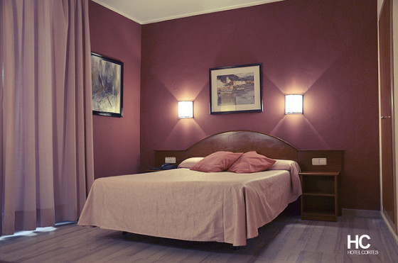 Hotel Cortes Barcelona