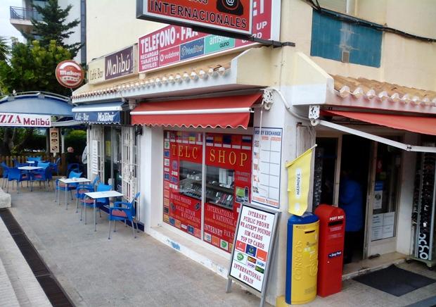 telc shop albir