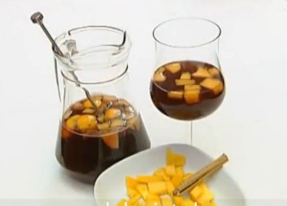 how to make spanish sangria easy