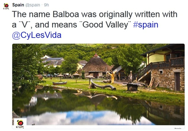 photos spain info balboa