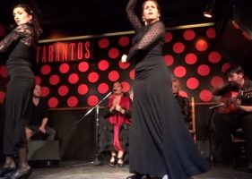 Best Place To See a Flamenco Show in Barcelona: Los Tarantos Barcelona (Video)