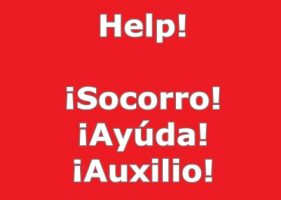How To Ask For Help in Spanish in an Emergency