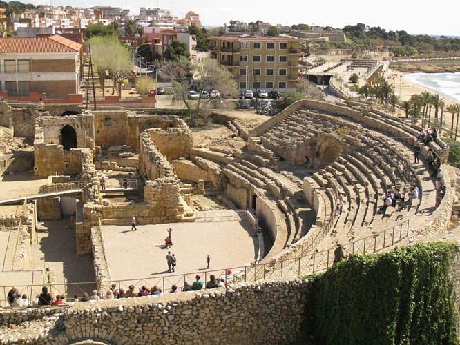 tarraco roman amphitheater