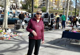 The Benalmadena Flea Market at Paloma Parc is a must see for bargain hunters